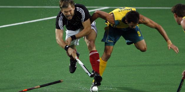 Die deutschen Hockey-Herren gelten am 18. August als Medaillen-Hoffnung