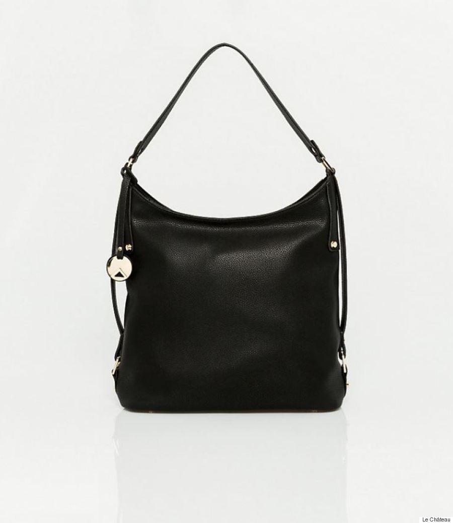 pebble leatherlike hobo bag