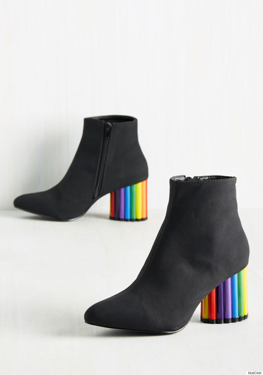 for crayon out loud bootie