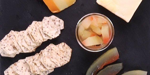 Comment recycler vos écorces de pastèque... en un délicieux apéro