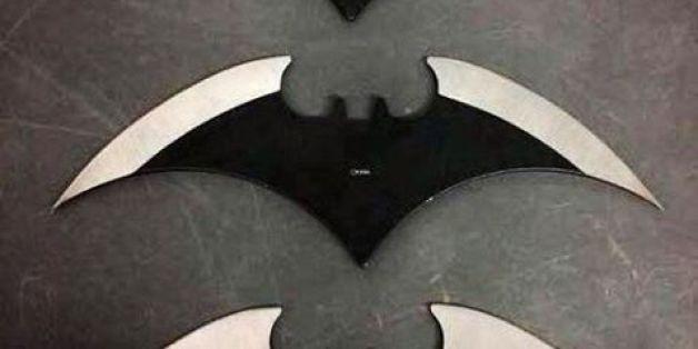 Fans de Batman, la sécurité des transports américaine en a marre de voir des batarangs dans vos bagages à main