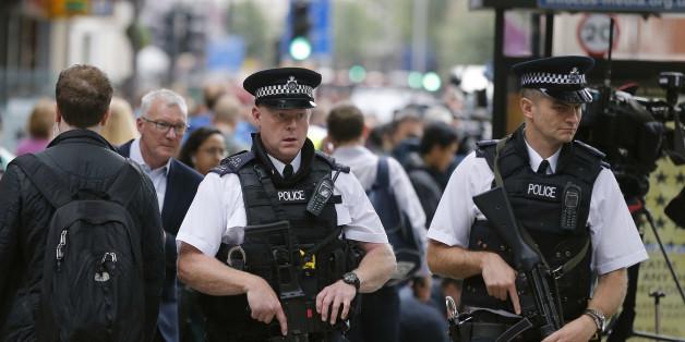 In London ereignete sich am späten Mittwochabend eine Messerattacke