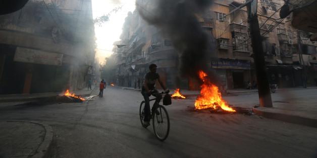 """""""Letzte Chance der Rebellen"""": Diese 5 Dinge musst du über die Schlacht von Aleppo wissen"""