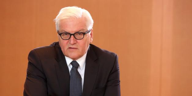 Steinmeier warnt vor dem republikanischen Kandidaten Donald Trump