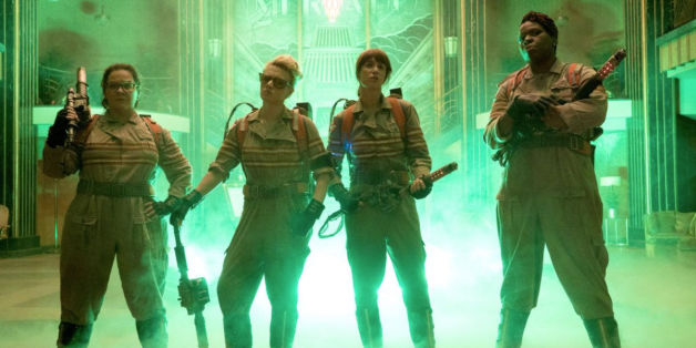 "Das Remake ""Ghostbusters"" startet am 4. August in den deutschen Kino"
