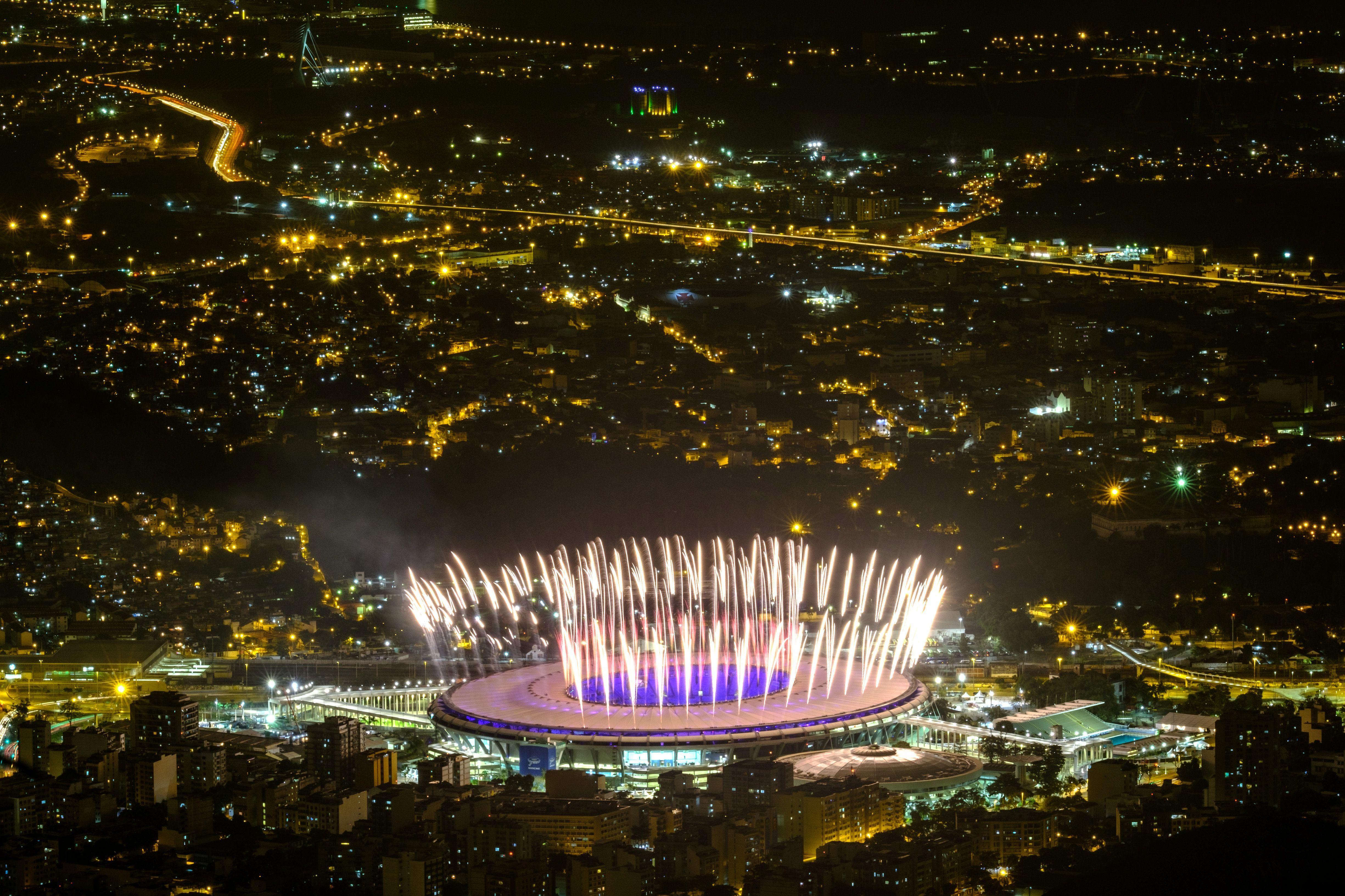 maracana rio olympics