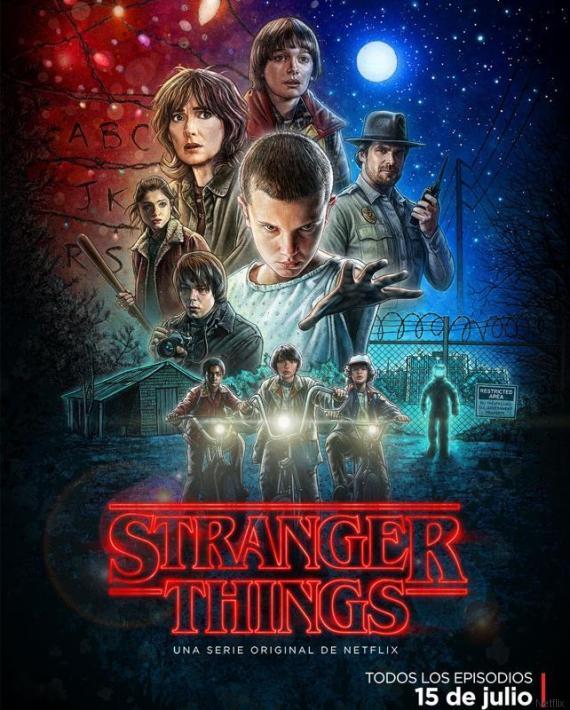 stranger things es