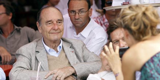 Jacques Chirac passe ses vacances au Maroc