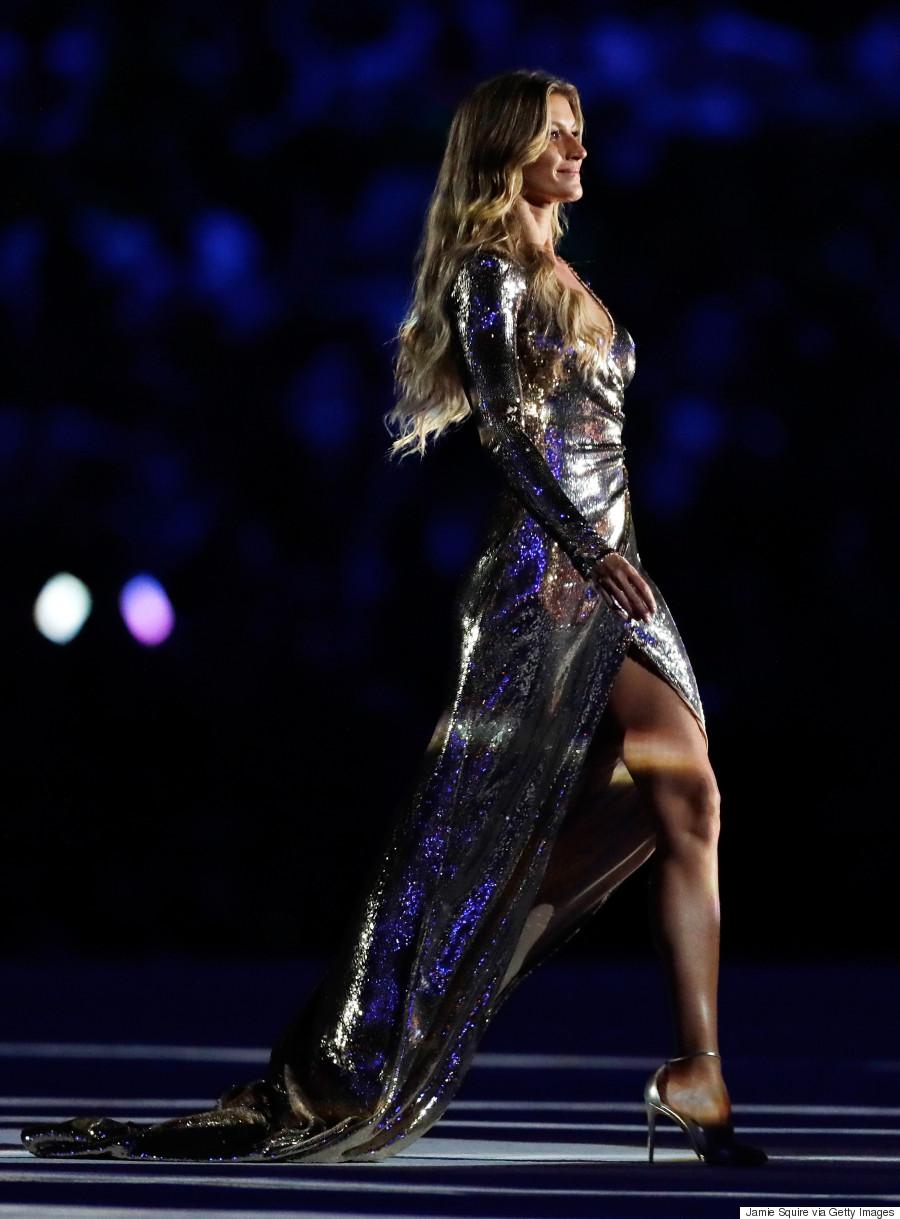 gisele olympics