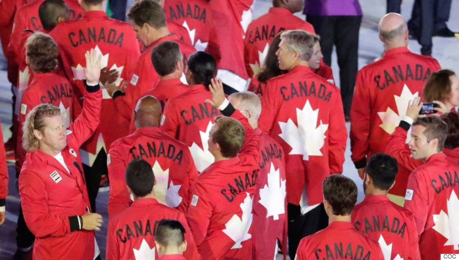 team canada olympics