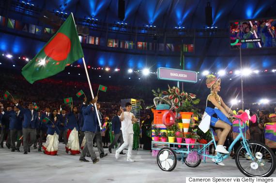 opening ceremony rio