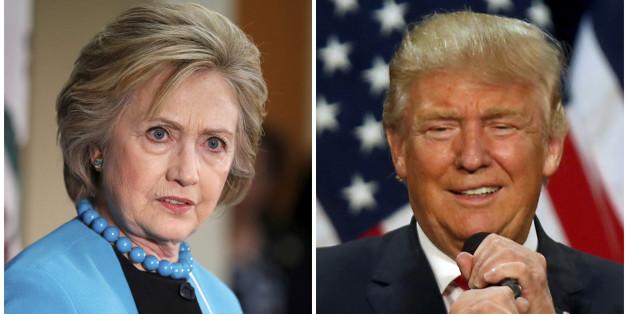 Das Rennen um die Präsidentschaft bliebt weiter eng