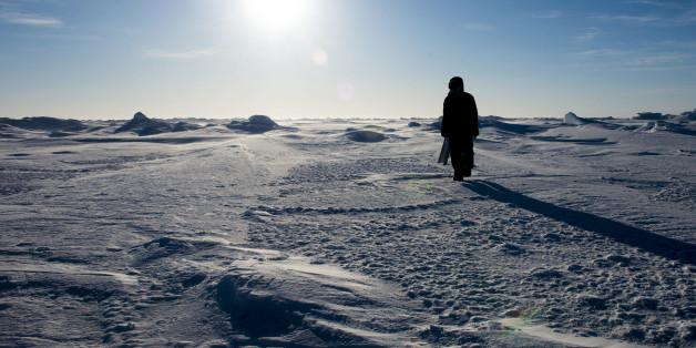 Das vielleicht bald nicht mehr ewige Eis der Arktis
