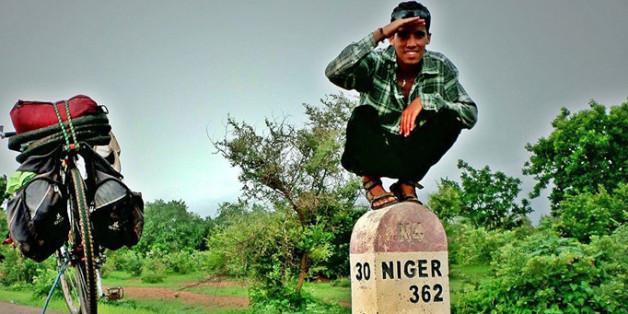 Le globe-trotteur marocain arrêté au Niger a été libéré