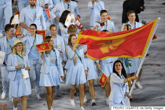 montenegro opening rio