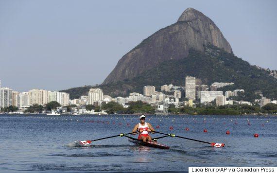 carling zeeman rowing rio olympics