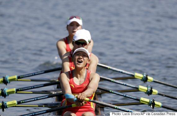 rio olympic rowing