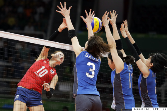 olympic women volleyball korea