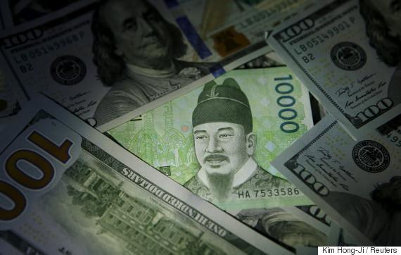 korea bank
