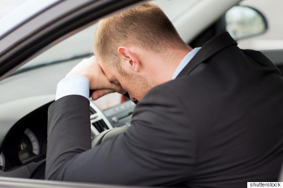 driving sleep