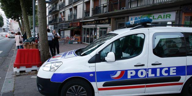 Schießerei in der Innenstadt von Marseille, offenbar zwei Tote