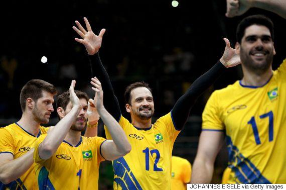 brazil volleyball