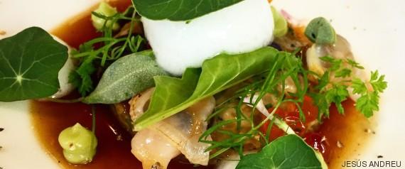 ensalada berberechos