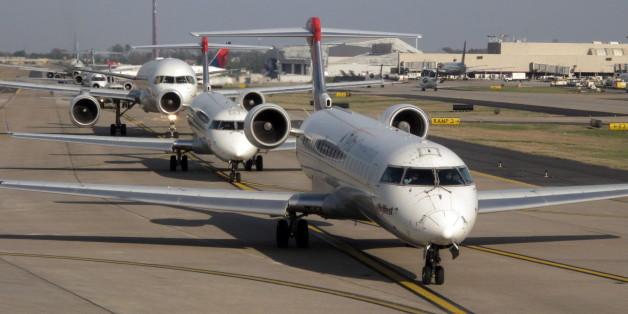 Systemausfall: Delta-Flugzeuge können nicht starten