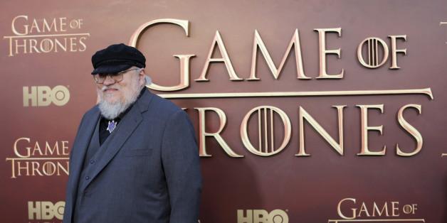 """George R.R. Martin ist Serienfans mit """"Game of Thrones"""" ein Begriff. Nun könnte bald eine weitere TV-Welt auf Ideen von Martin beruhen"""