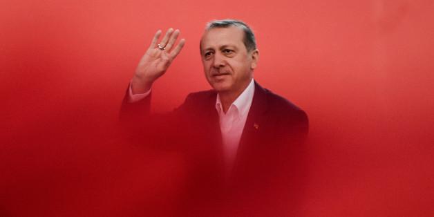 """Erdogan wütet in französischer Zeitung: """"Die EU ist Schuld an der derzeitigen Situation"""""""