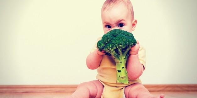 Wie man Kinder dazu kriegt, Obst und Gemüse zu essen