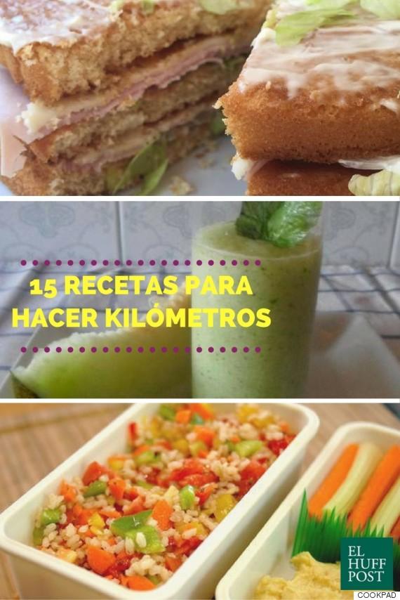 Operaci N Viaje 15 Recetas Para Comer En El Coche