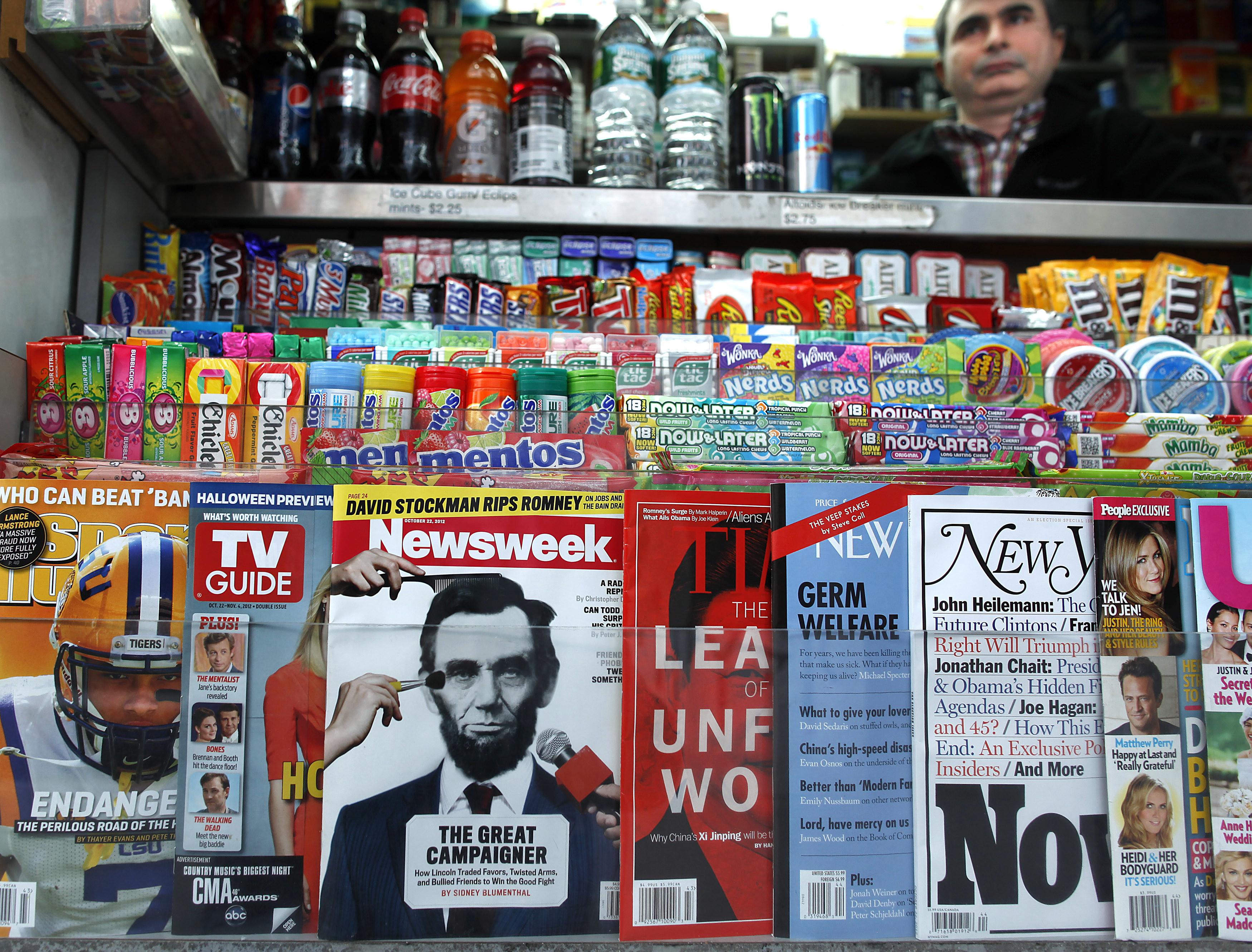 newsstand new york