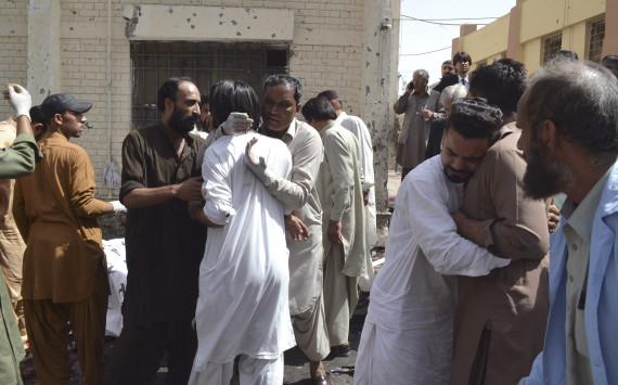 attentat pakistan