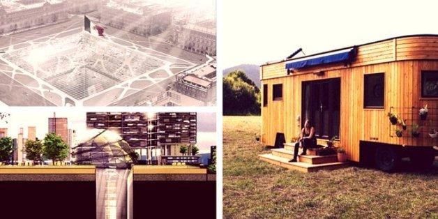 Diese 6 radikalen Wohnideen könnten unsere Städte für immer verändern