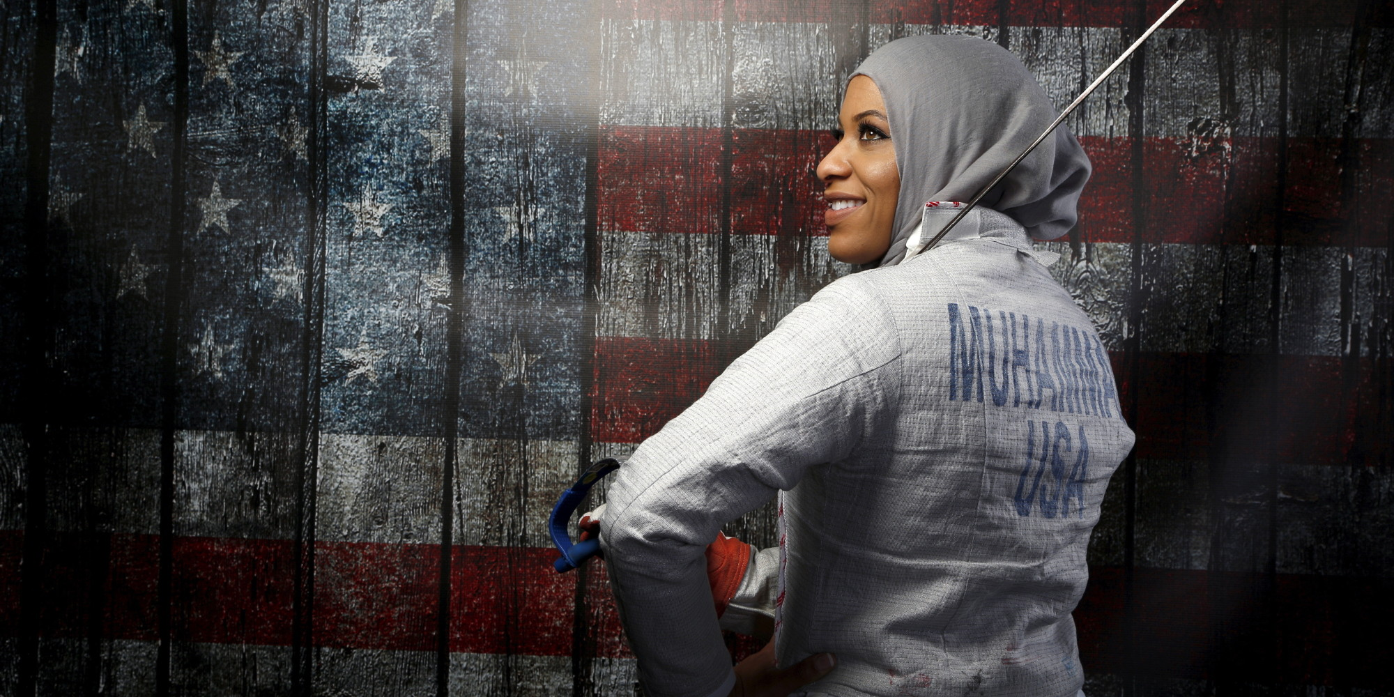 Ibtihaj Muhammad Didnt Win A Gold Medal Today But She Has Won Something Even Bigger Huffpost