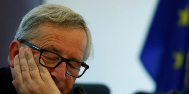 Jean-Claude Juncker, Präsident der EU-Kommission