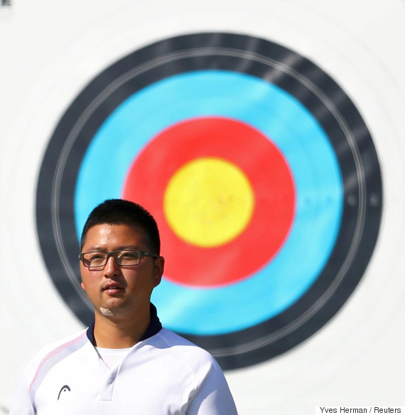 archery korea