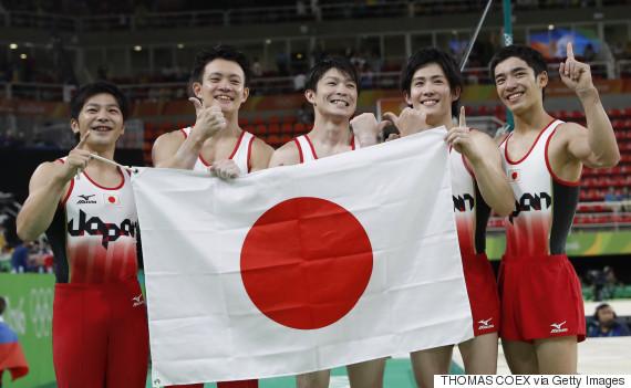 「オリンピック 体操」の画像検索結果
