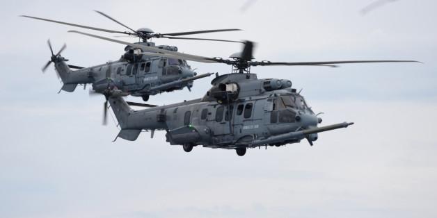 La France a vendu 30 hélicoptères Caracal au Koweit.