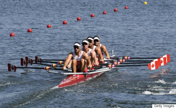 olympic canada mens quadruple sculls