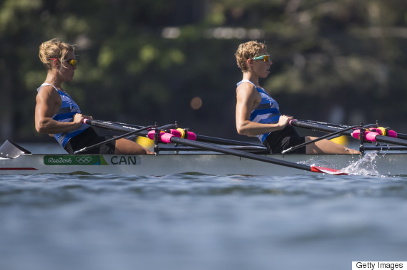 olympic canada womens rowing double sculls