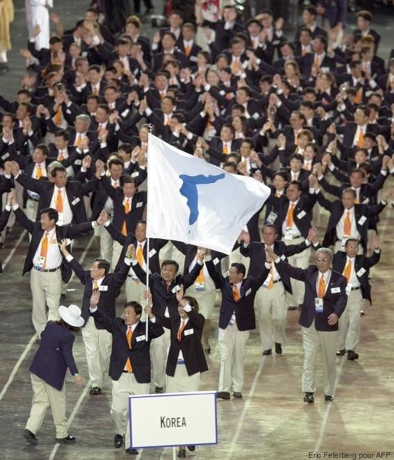 coree jeux olympiques