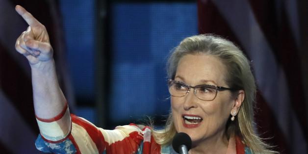 Meryl Streep will mit ihrem ehemaligen Co-Star Clint Eastwood sprechen - weil er Donald Trump wählen will