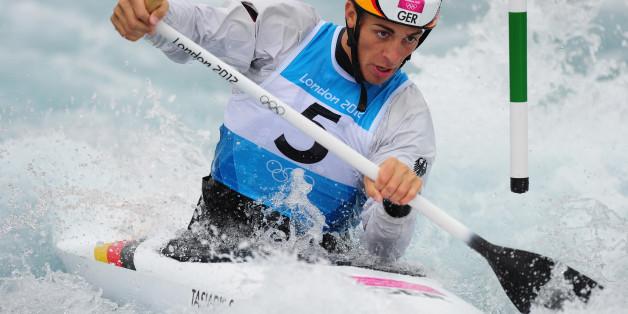 Sideris Tasiadis geht für Deutschland an den Start und will bei Olympia in Rio Gold - für seine verstorbene Freundin Claudia Bär.