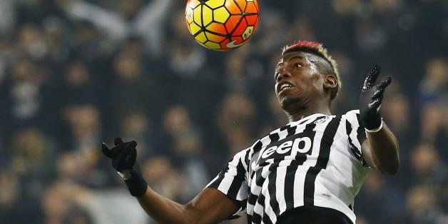 Paul Pogba wechselt zu Manchester United