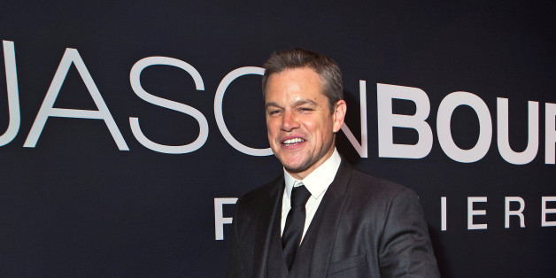 Bourne-Star Alicia Vikander: So ist Matt Damon wirklich