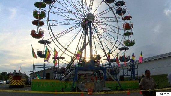 greene county fair ferris wheel