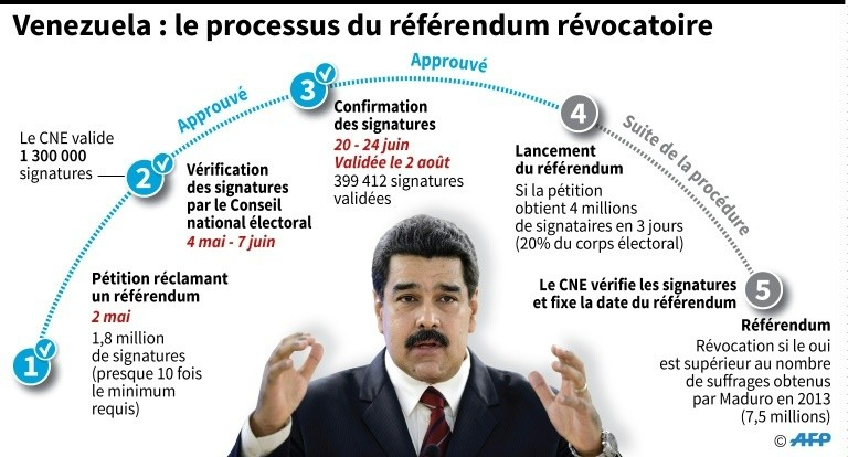 processus référendum anti maduro