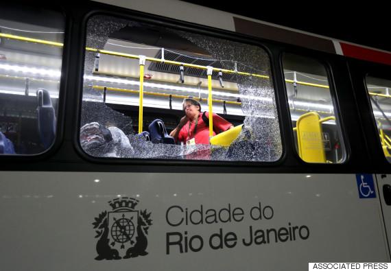rio press bus
